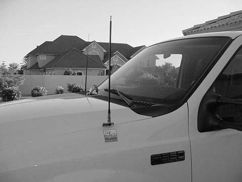 Bandi Mount For Fj Cruisers likewise Ford Cb Antenna Hood Mount 2011 2012 as well 1636 Pilot Balliner Medium 08mm Blue 12pcsbx moreover Jk Jeep Wrangler Cb Antenna Kit 2007 likewise 165441 Silverado New Body Style. on truck cb radio antenna installation